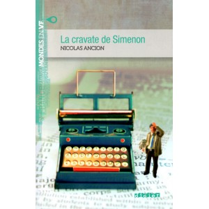 La cravate de Simenon, livre + MP3