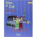Alex et Zoe à Paris
