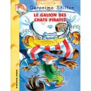 Geronimo Stilton T2 Le gallion des chats pirates