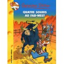 Geronimo Stilton T32 Quatre souris au far west