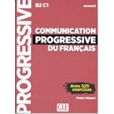 Communication progressive du français avancé 3ed + CD