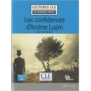Lecture Conficences d'Arsene Lupin A2 + CD