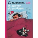 Gaston (edition 2018) - tome 15 - le repos du gaffeur (edition 2018)