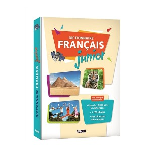 Dictionnaire de francais junior grand format