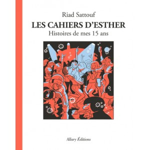 Les cahiers d'Esther - Tome 06