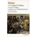 Le colonel Chabert (Ed. Folio)