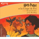 Harry Potter, T04, La coupe de feu CD