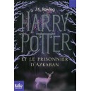 Harry Potter, T03, Le prisonnier d'Azkaban (Folio junio)